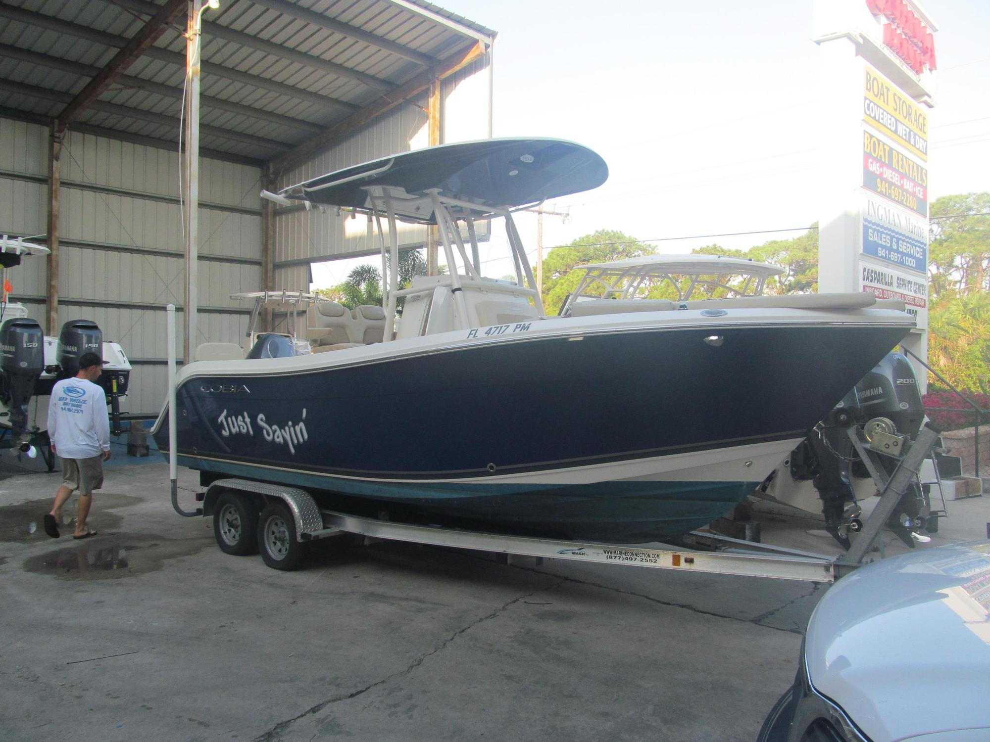 2013 cobia boats for sale