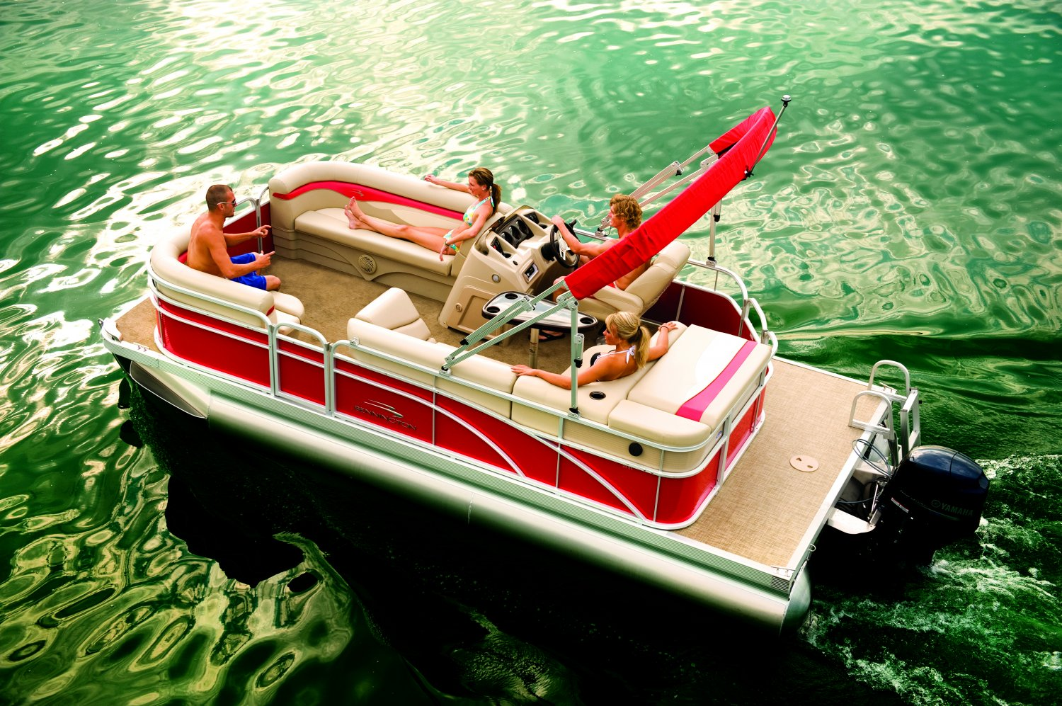 Pontoon Power