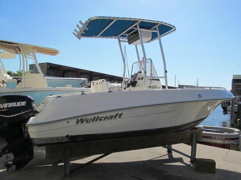 Wellcraft 18 CENTER CONSOLE