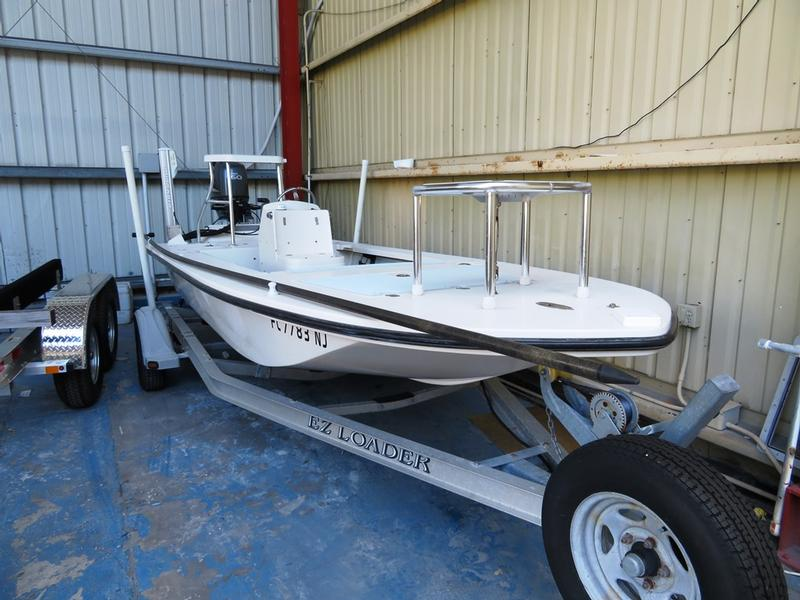 Hewes 17 TAILFISHER