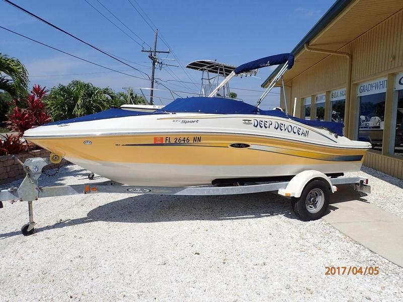 Sea Ray 18 DC