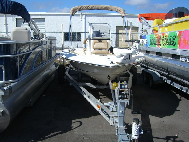 Scout Boats 17 BAY