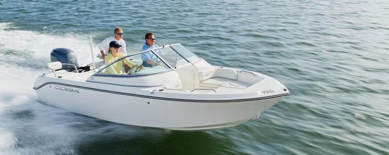 Cobia Boats 180DC