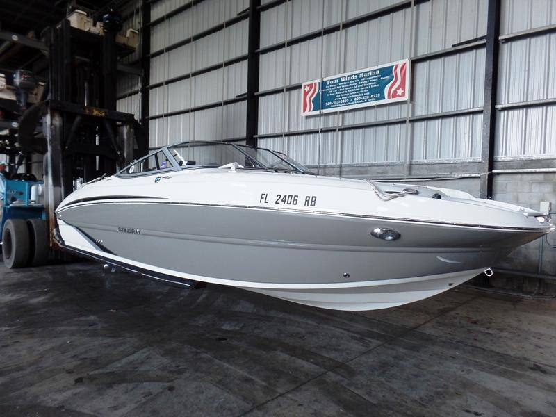 Stingray Boats 234LR