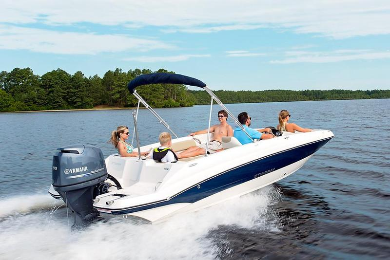 Stingray Boats 182SC