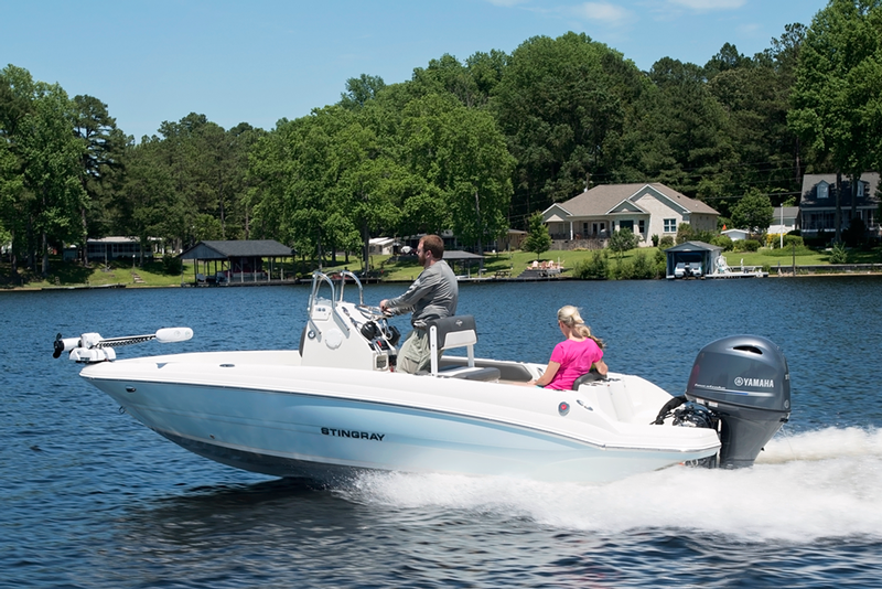 Stingray Boats 186CC