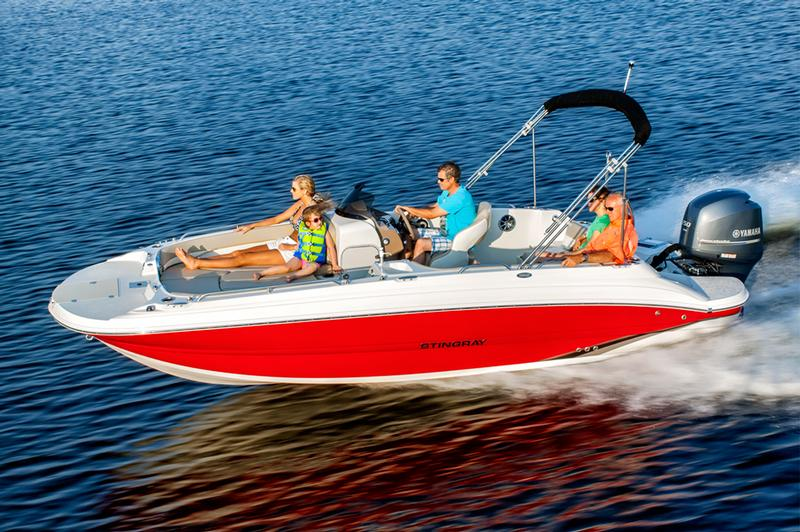 Stingray Boats 192SC