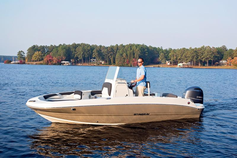 Stingray Boats 206CC