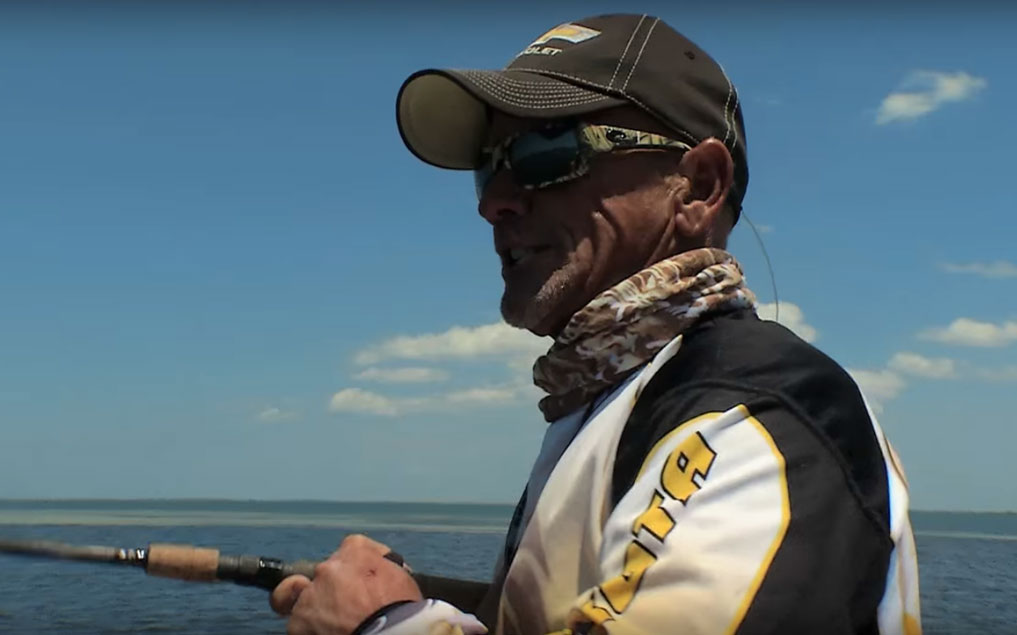 Pro-Staff Captain Geoff Page
