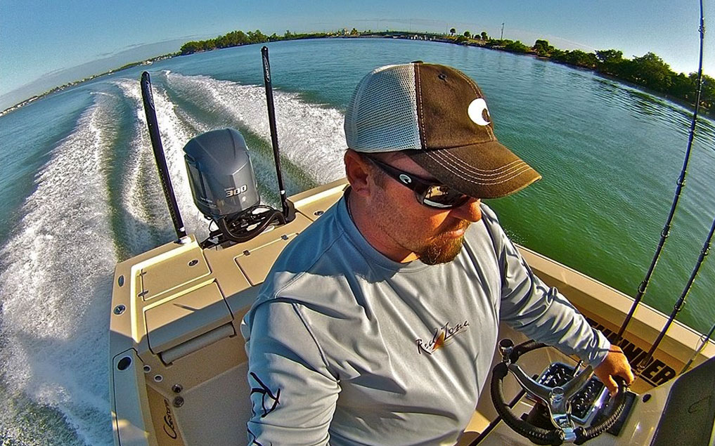 Pro-Staff Captain Jay Withers