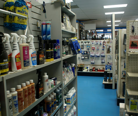 Ingman Marines Parts and Accessories Department