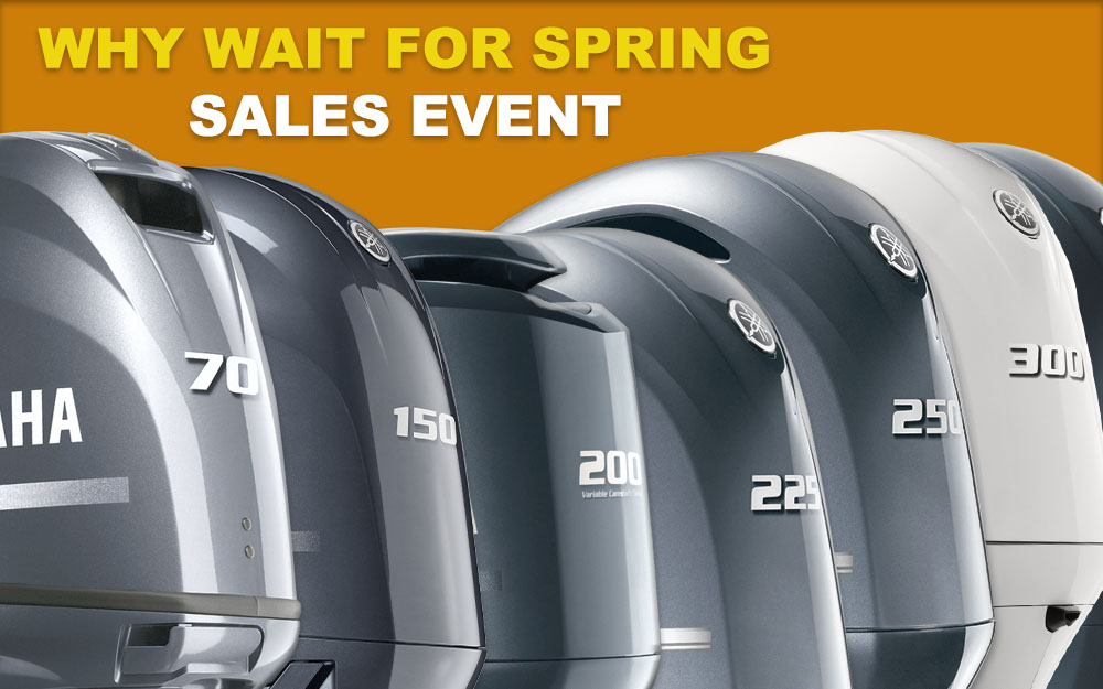 Yamaha Fall Sales Event