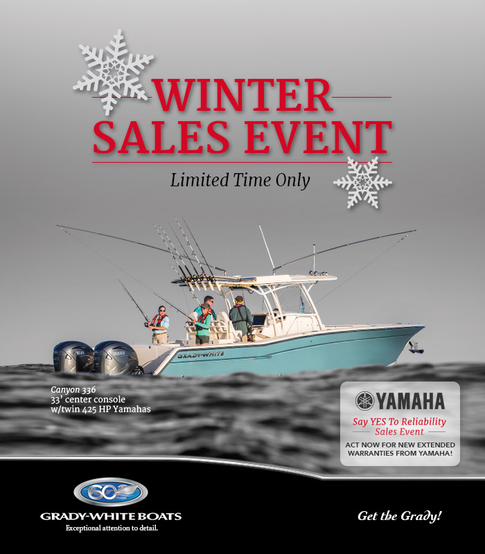 GW Winter Sales Event
