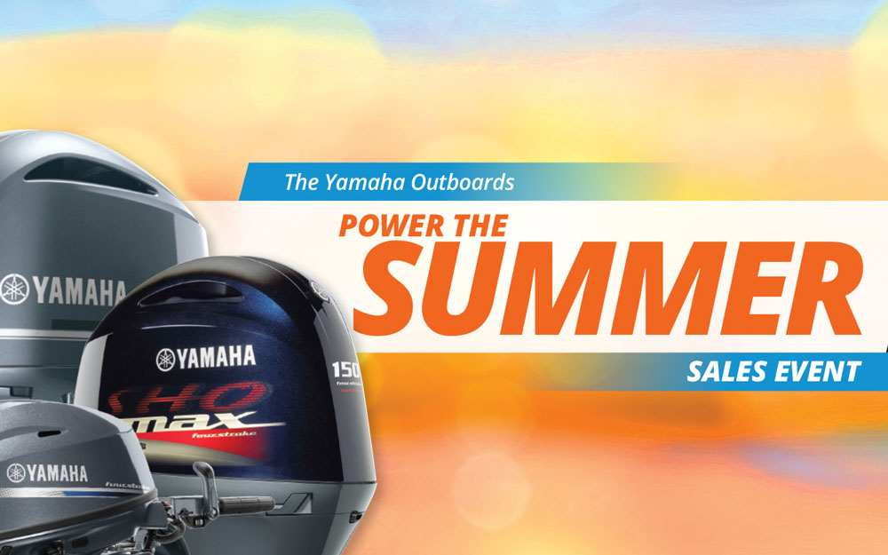 2019 Yamaha Summer Sales Event