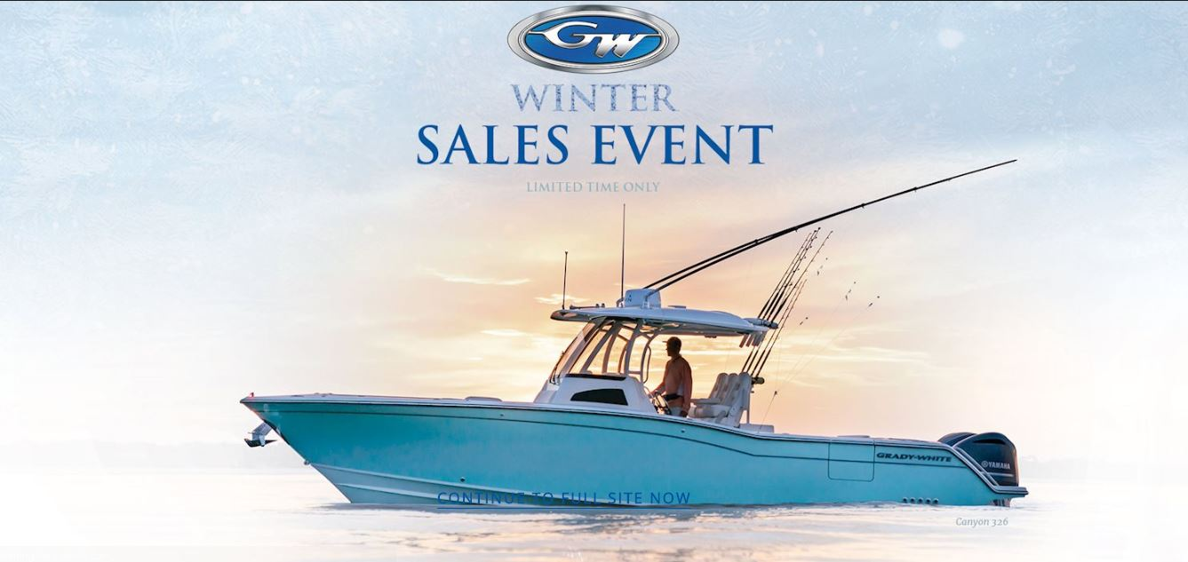 GW Winter Sales Event 2019-2020