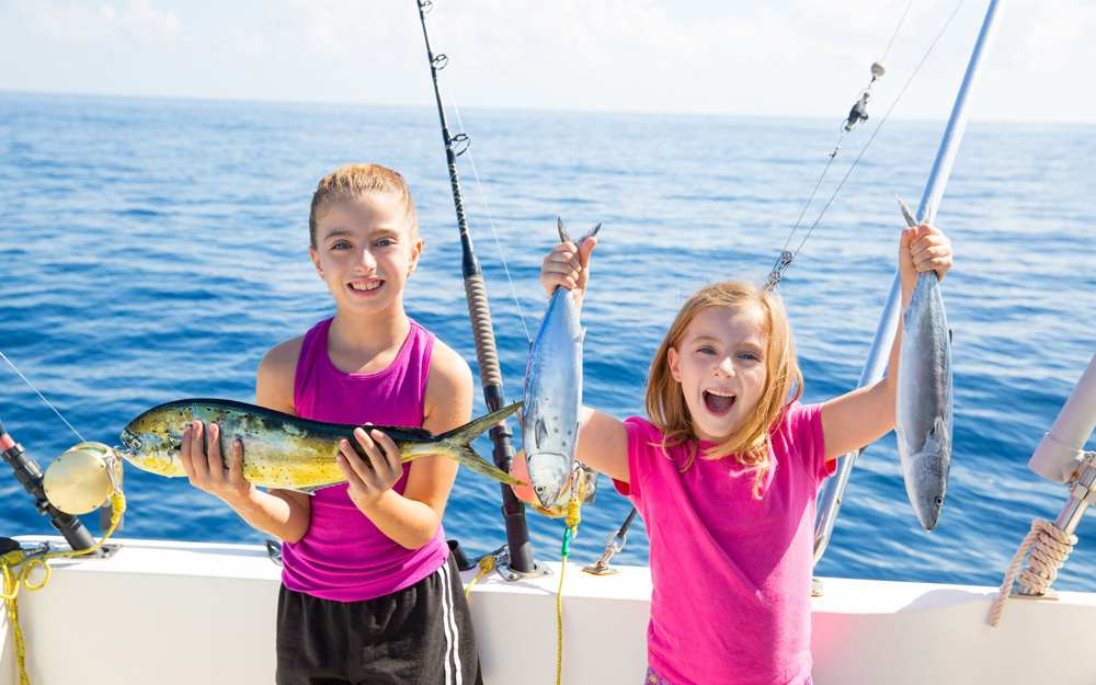 Ingman Marine's Fishing License Guide