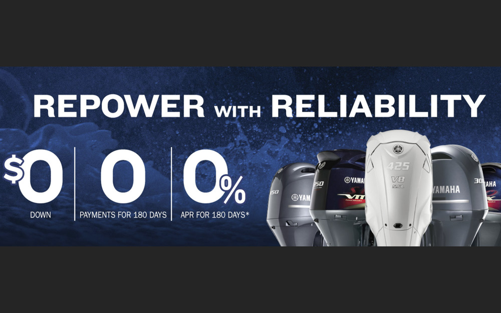 Yamaha Repower Special