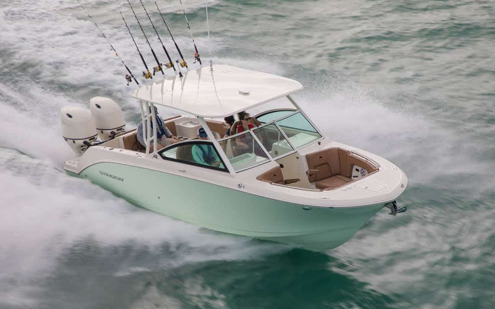 Stingray 269 DC Crossover Guide