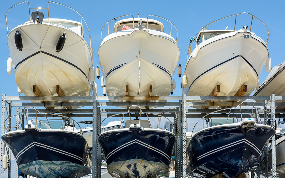 Mooring and Boat Storage