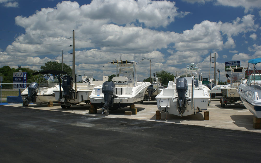 Pre-Owned Boat Listings