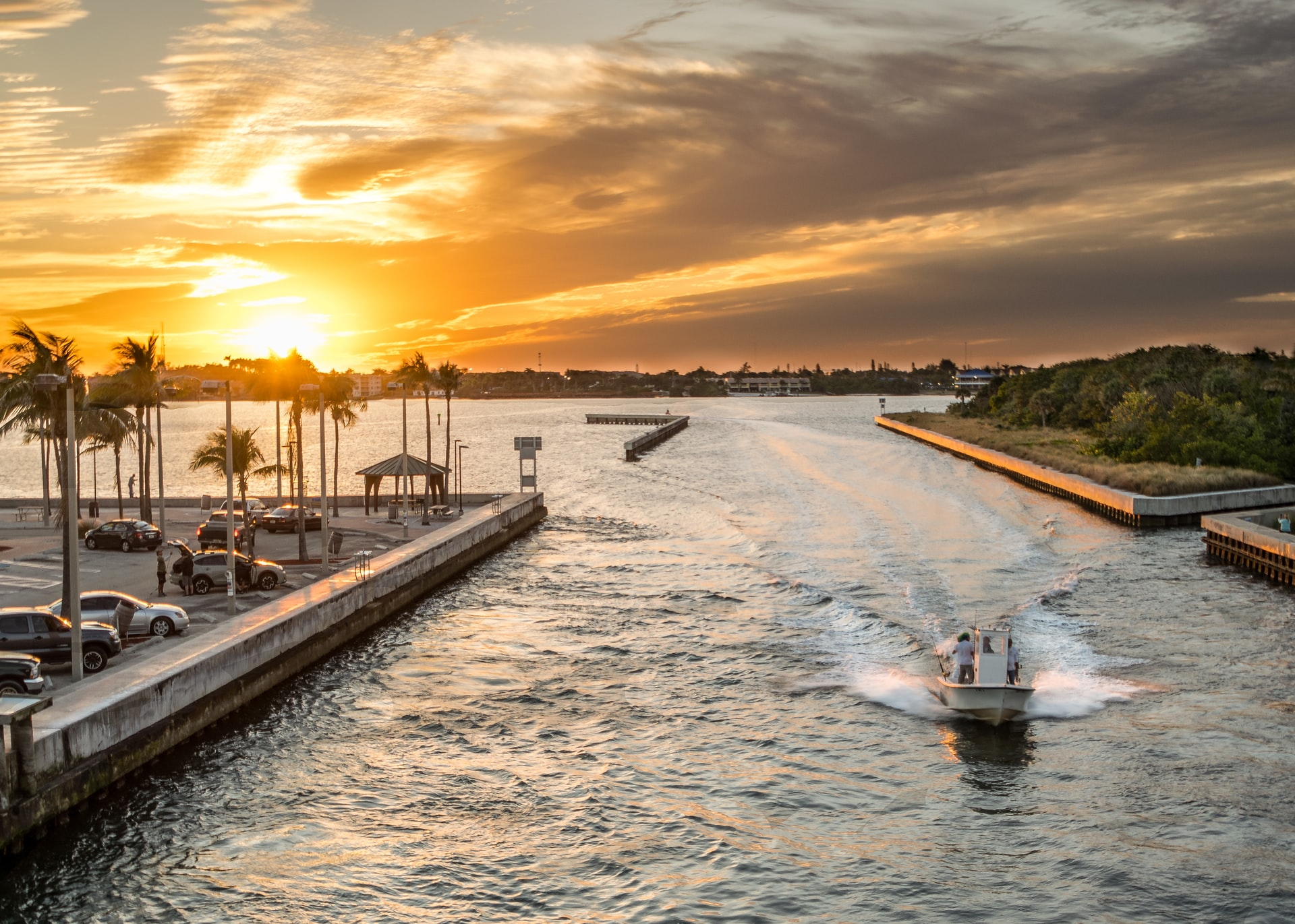 Boating Tips For Visiting Snowbirds
